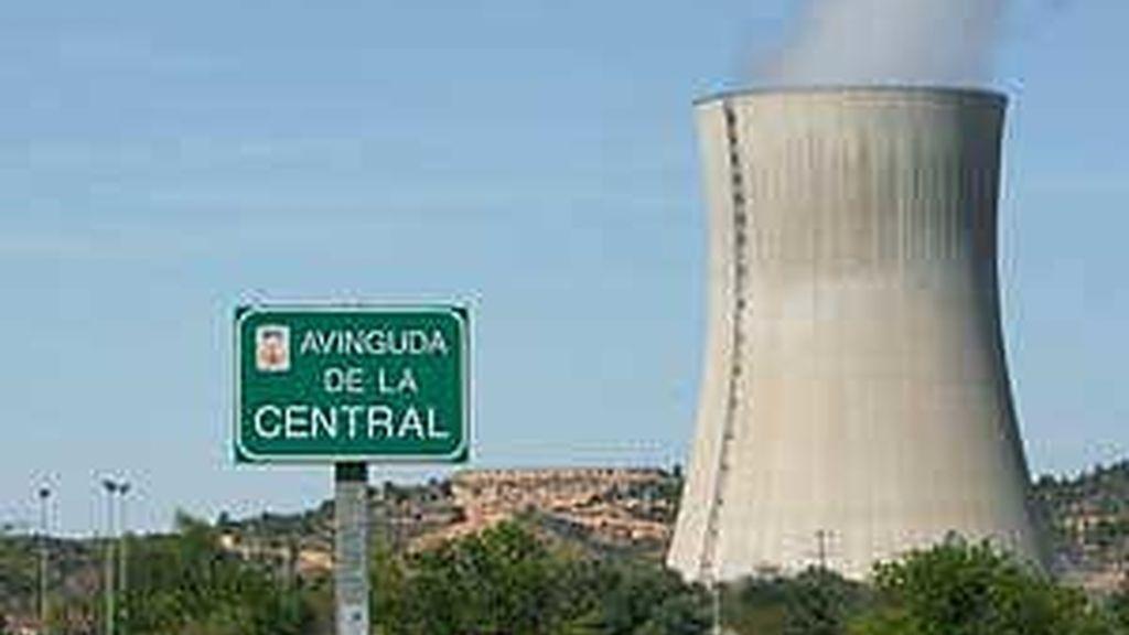 Imagen de la central nuclear de Ascó. Foto: EFE