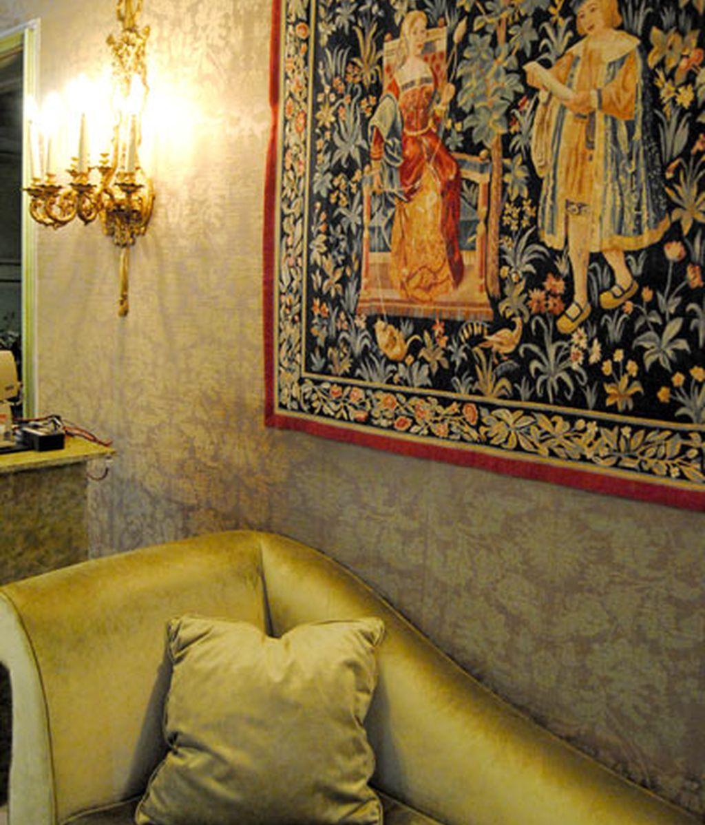 La casa de 'Las joyas de la Corona'