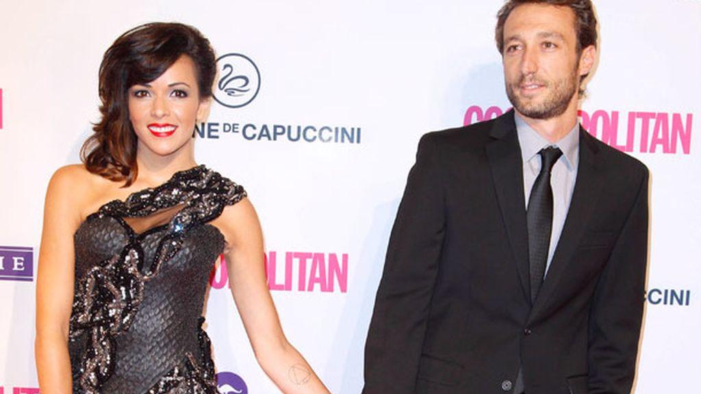 Raquel del Rosario, feliz de nuevo con su novio