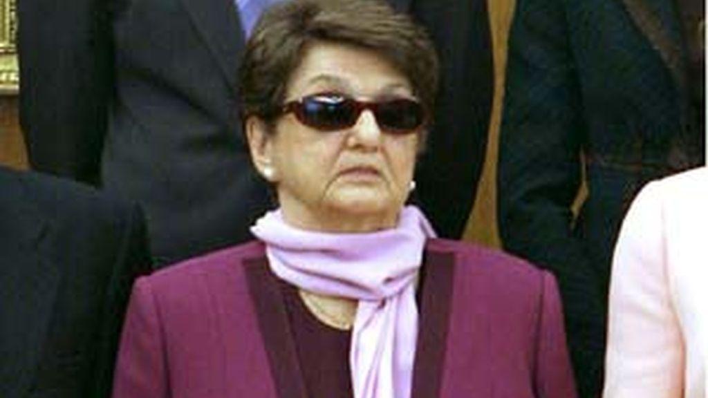 Enriqueta Rodríguez Figarredo ha fallecido esta noche a los 89 años de edad. Vídeo: Informativos Telecinco