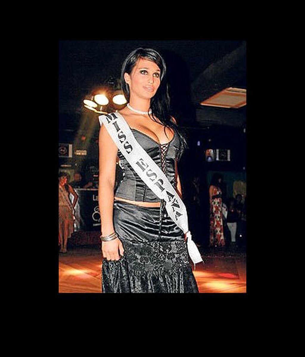 Marisa fue Miss Zamora