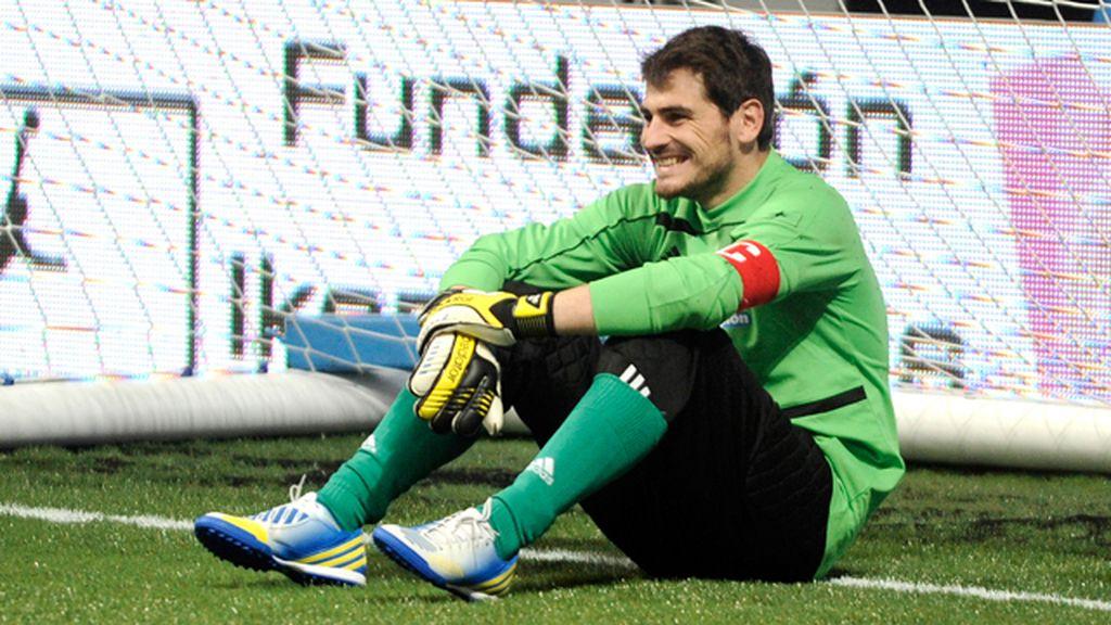 El 'otro partido' de Casillas
