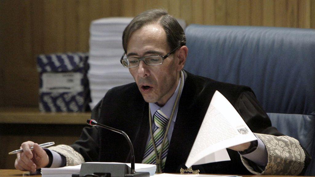 Alfonso Guevara, presidente de la Sección Tercera de lo Penal de la Audiencia Nacional