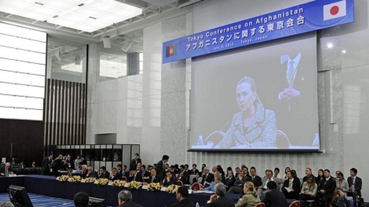 Conferencia sobre Afganistán (EFE)