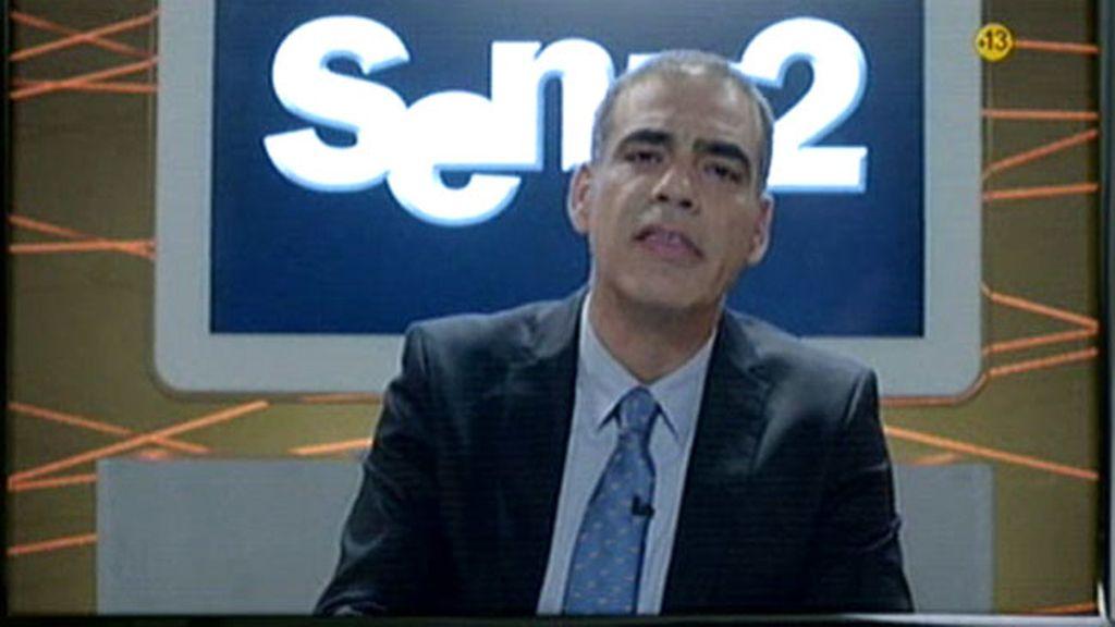 El presentador ha hecho una intervención capitular en la serie