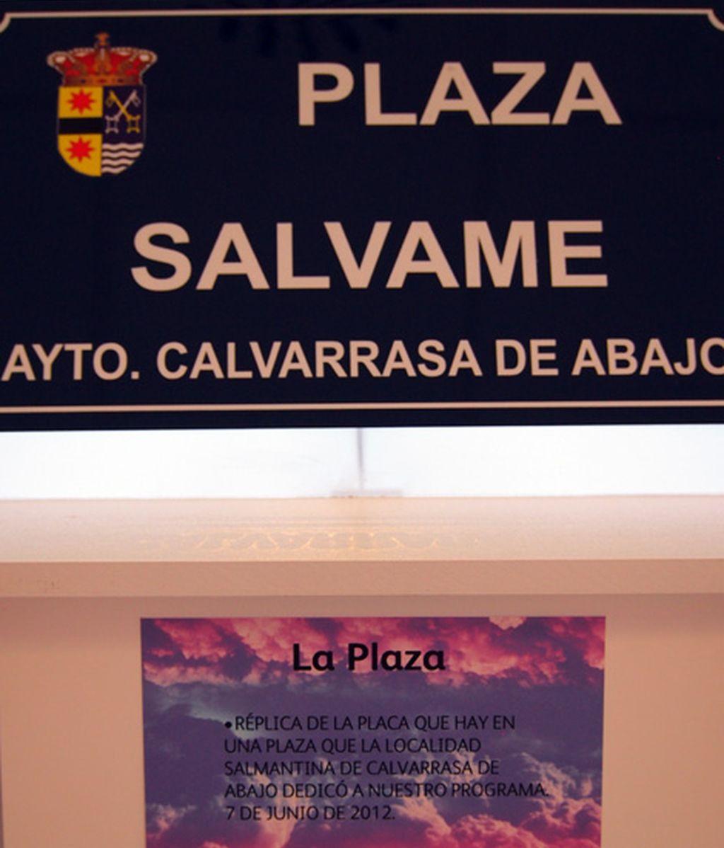 'Plaza Sálvame'