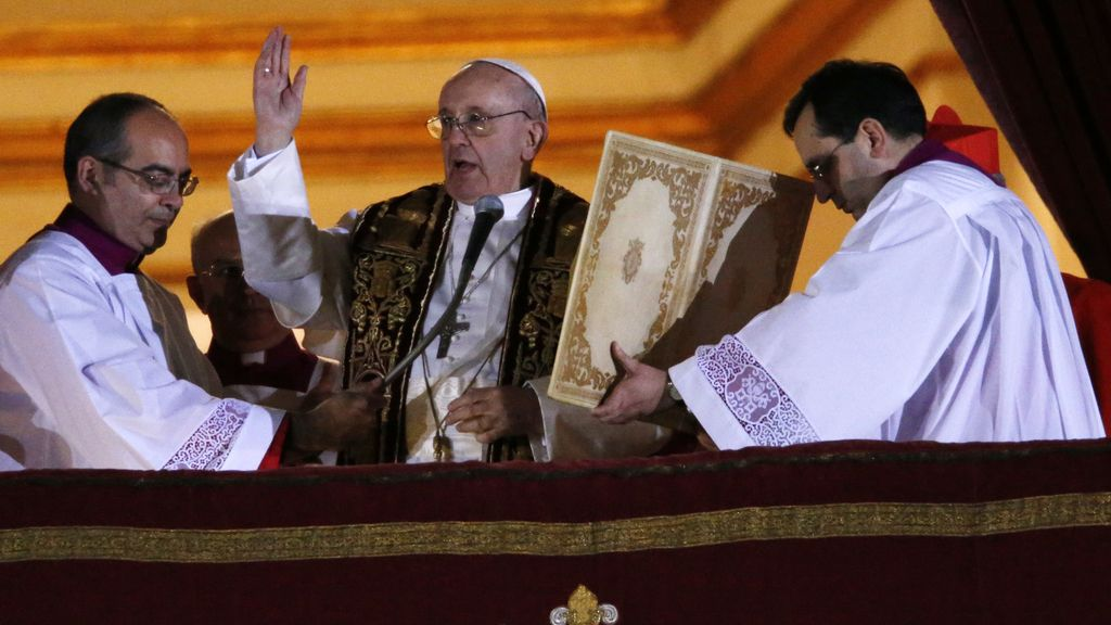 Jorge Mario Bergoglio, nuevo Papa Francisco I