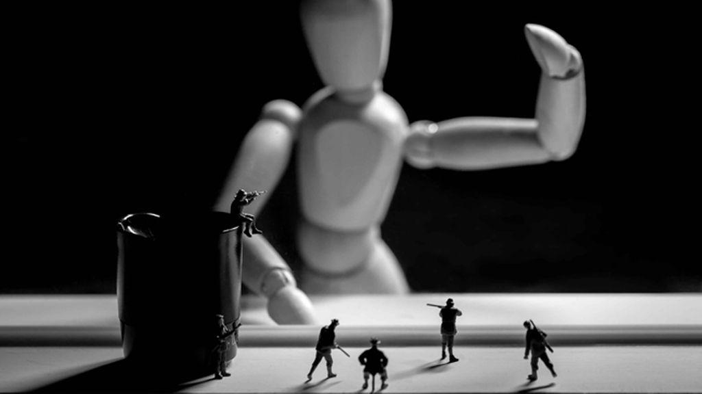 Increibles historias en miniatura