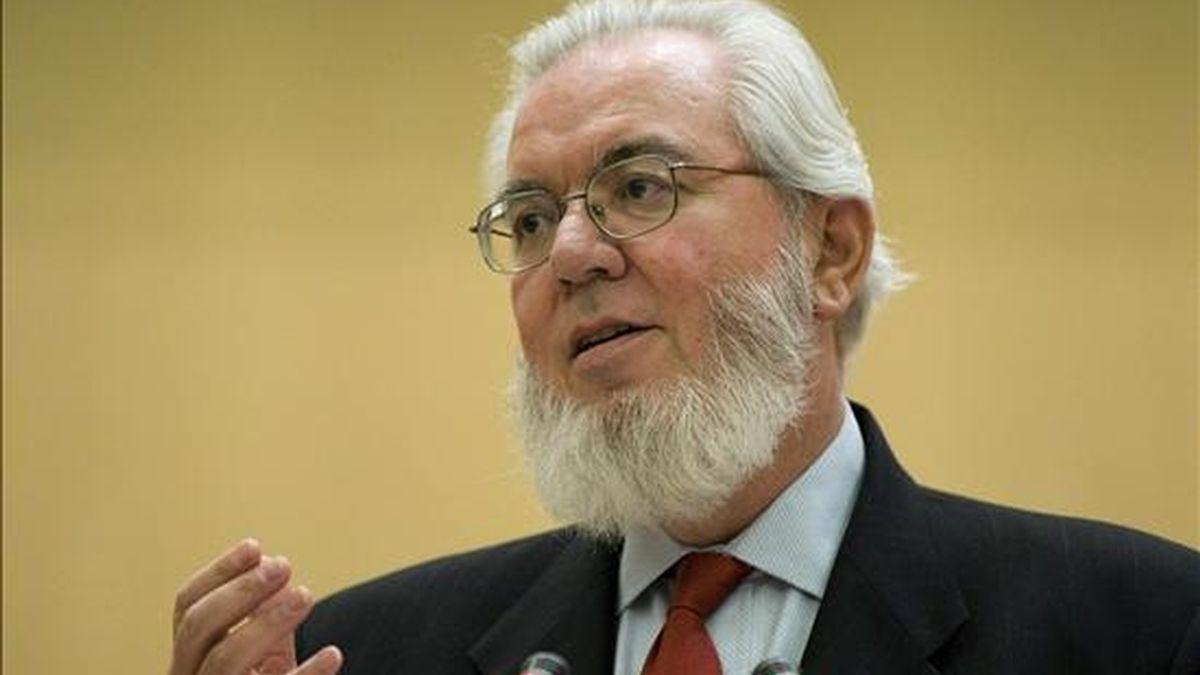 El director general de la Organización Internacional del Trabajo, Juan Somavia. EFE/Archivo
