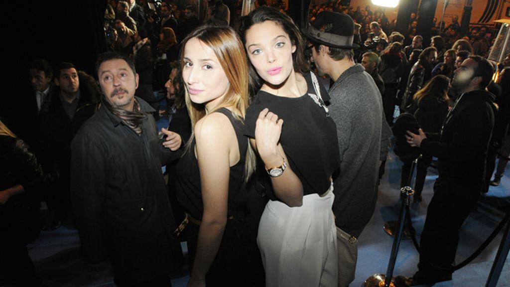 La cantante Zahara y la actriz Ana Rujas