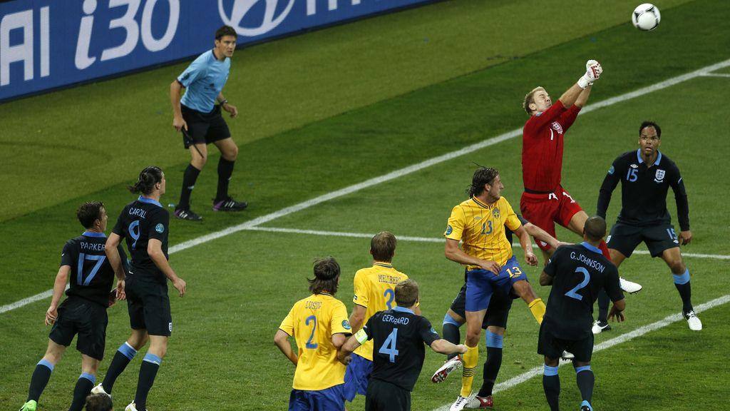 Inglaterra se lleva el premio