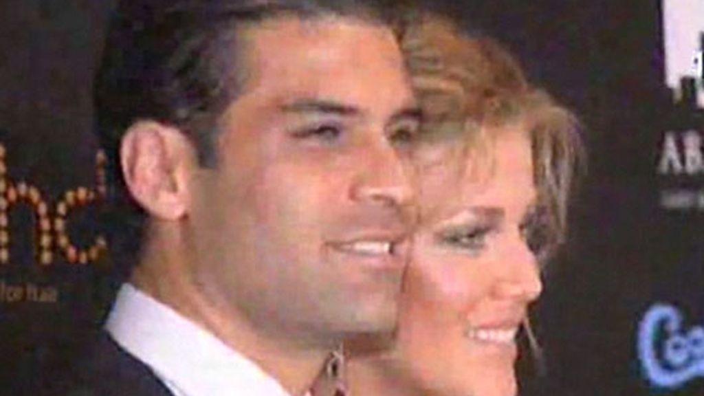Jaydi Mitchell y Rafa Márquez