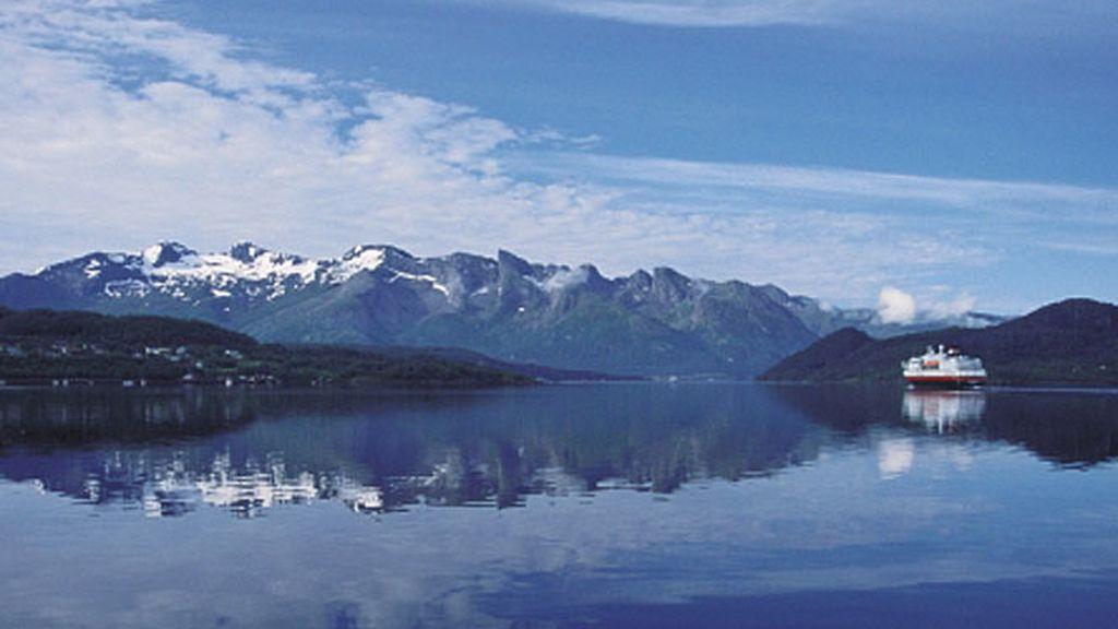 Partcipa y gana un viaje por mar por Noruega