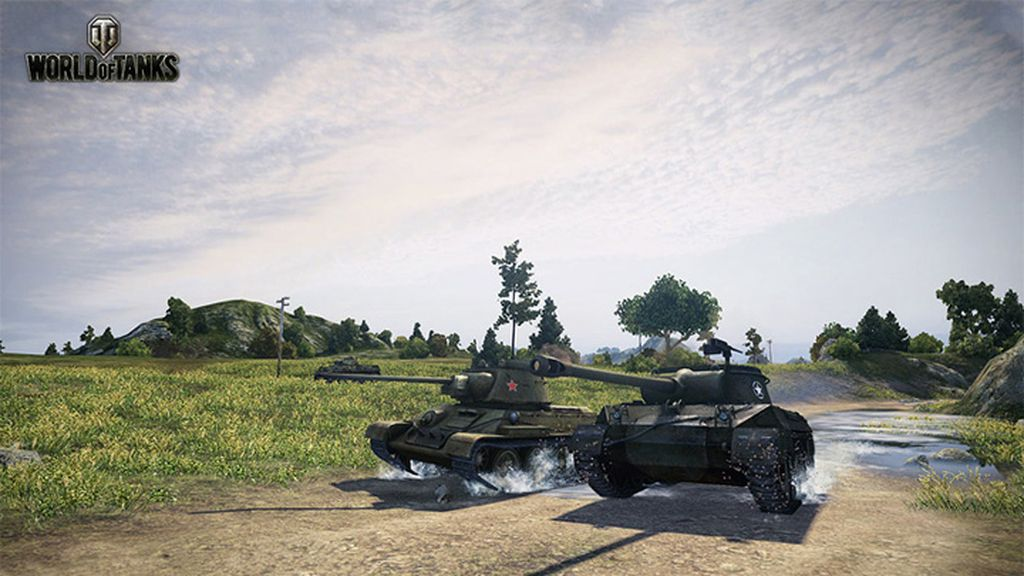 World of Tanks, Playmi, vjuegos