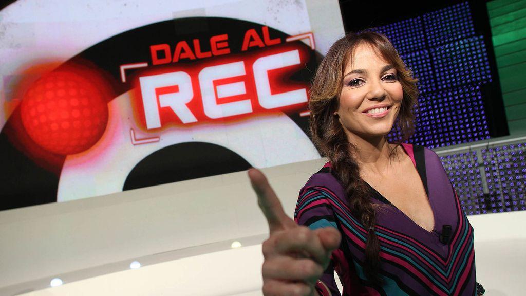Ruth Jiménez le da al REC