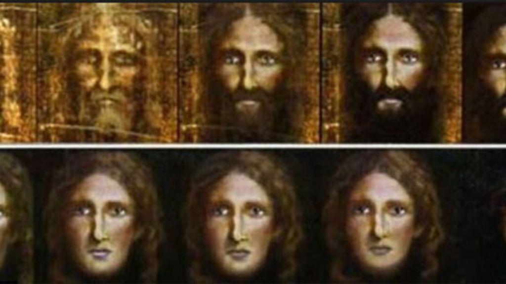 sudario de Turín,Jesucristo,sábana santa,técnica sábana Santa,