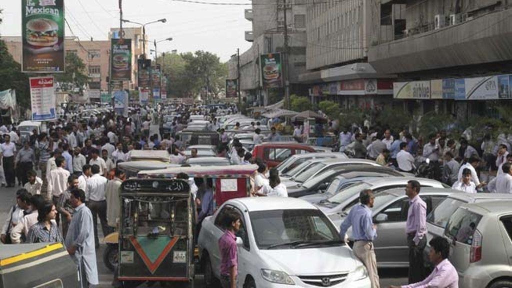 Terremoto en Irán y Pakistán