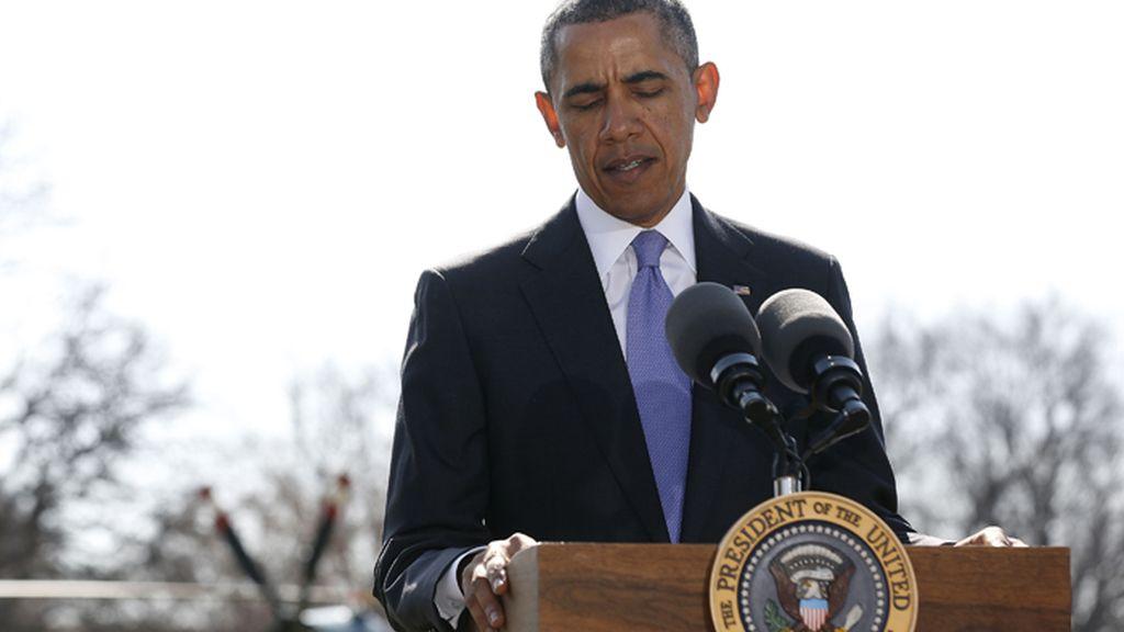 Obama anuncia nuevas sanciones contra dirigentes rusos