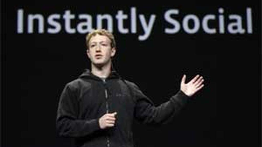 Nuevos cambios en Facebook para adaptarse a las necesidades de sus usuarios. Foto: AP.