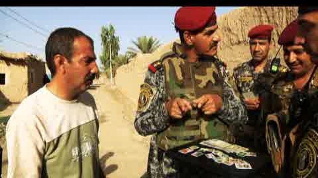 """Irak, sin yanquis"""