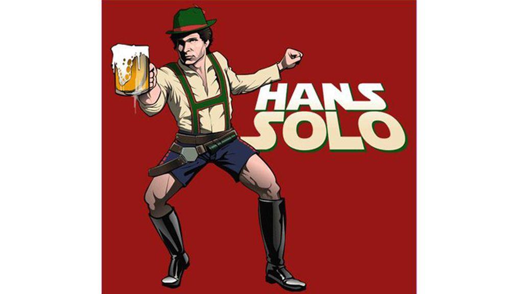 Han Solo en versión austríaca
