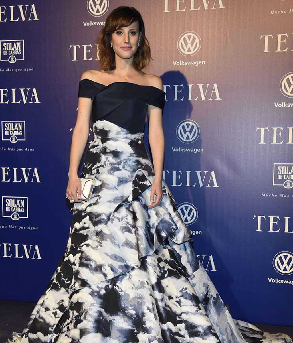 Natalia de Molina, también de 'black&white'