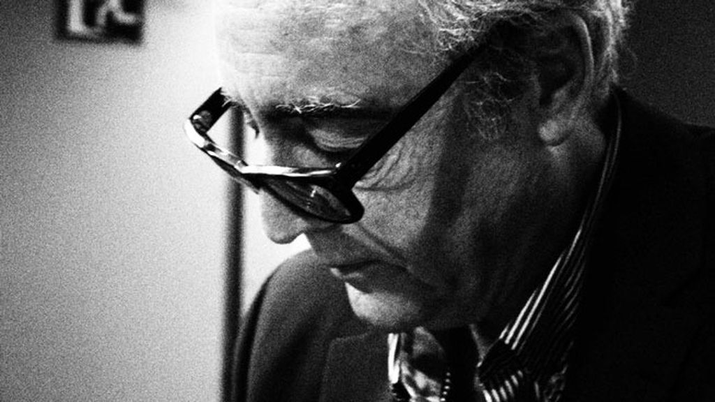 Juanjo Millás, en blanco y negro