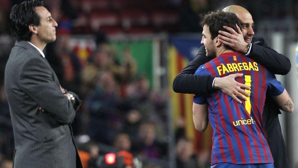 """Cesc Fàbregas: """"Nosotros no desprestigiamos esta competición y estamos muy contentos"""""""