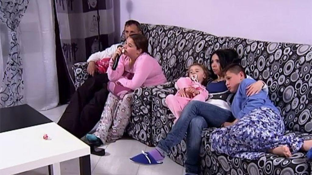 Laura y Julio han aprendido a ejercer su autoridad y la relación con sus hijos ha mejorado