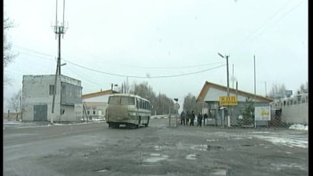 De turismo por Chernóbyl