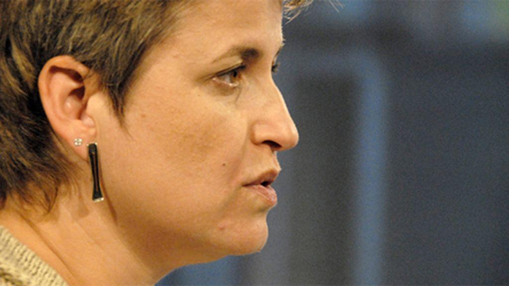 Anna Simó, portavoz de ERC en el Parlamento de Cataluña