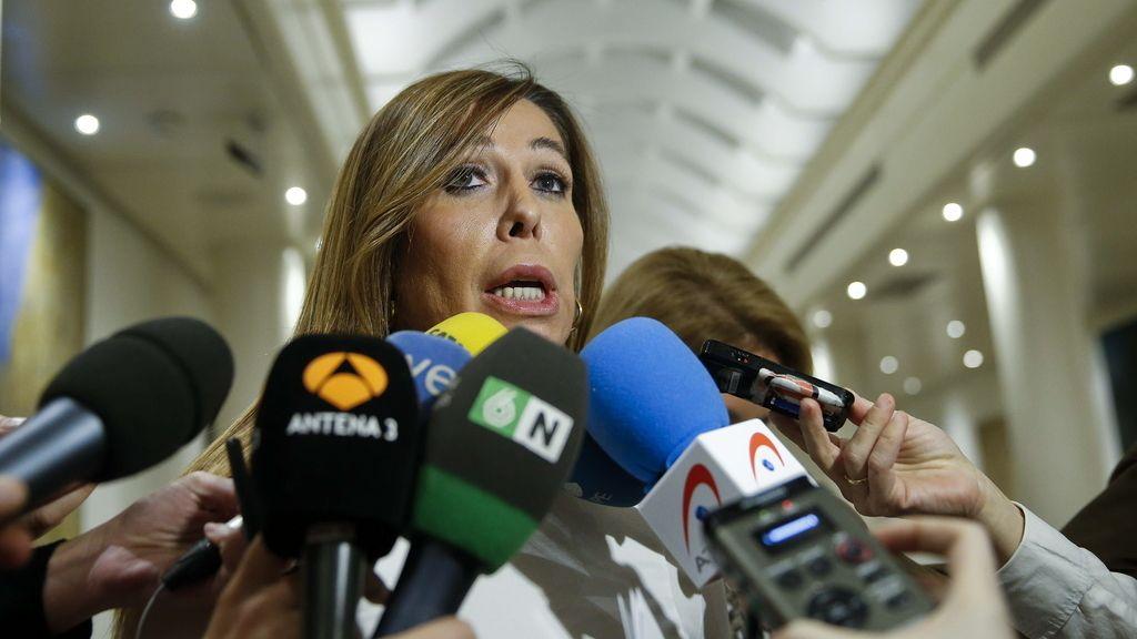 """Sánchez-Camacho, sobre el archivo de la causa contra Método 3: """"Hubo una decisión judicial civil y se ha ratificado"""""""