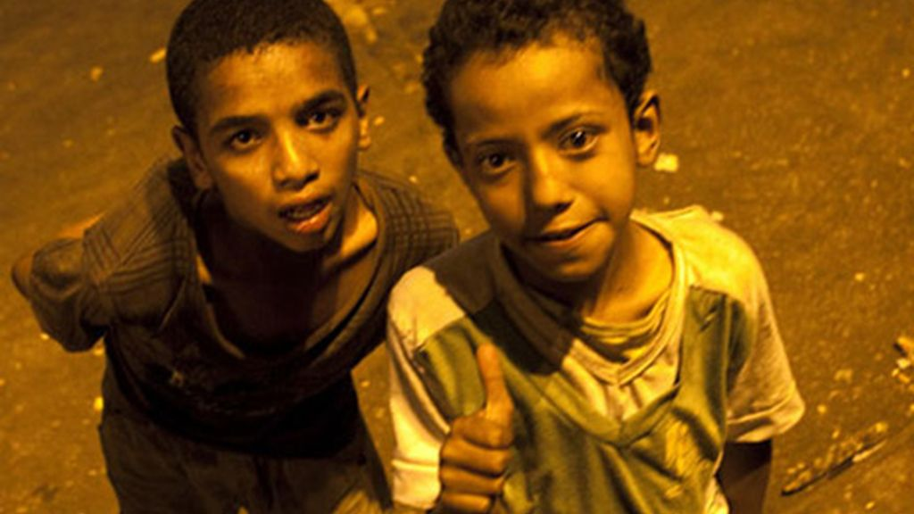 niños de la calle, niños, Egipto, niños en Egipto