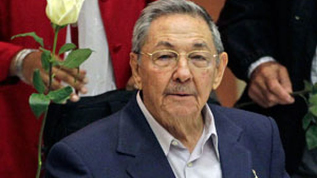 El Presidente de Cuba, Raúl Castro. GTRES