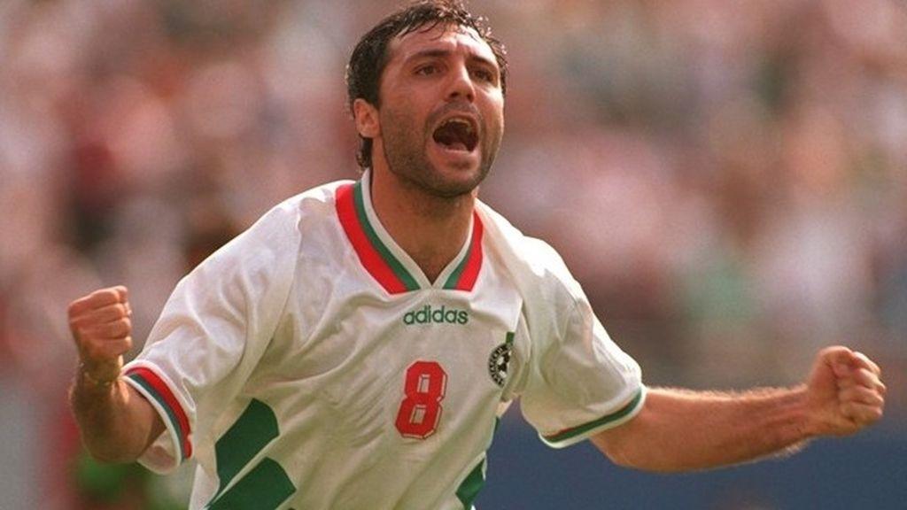 Hristo Stoichkov, el atacante total que no tuvo suerte en el Parma