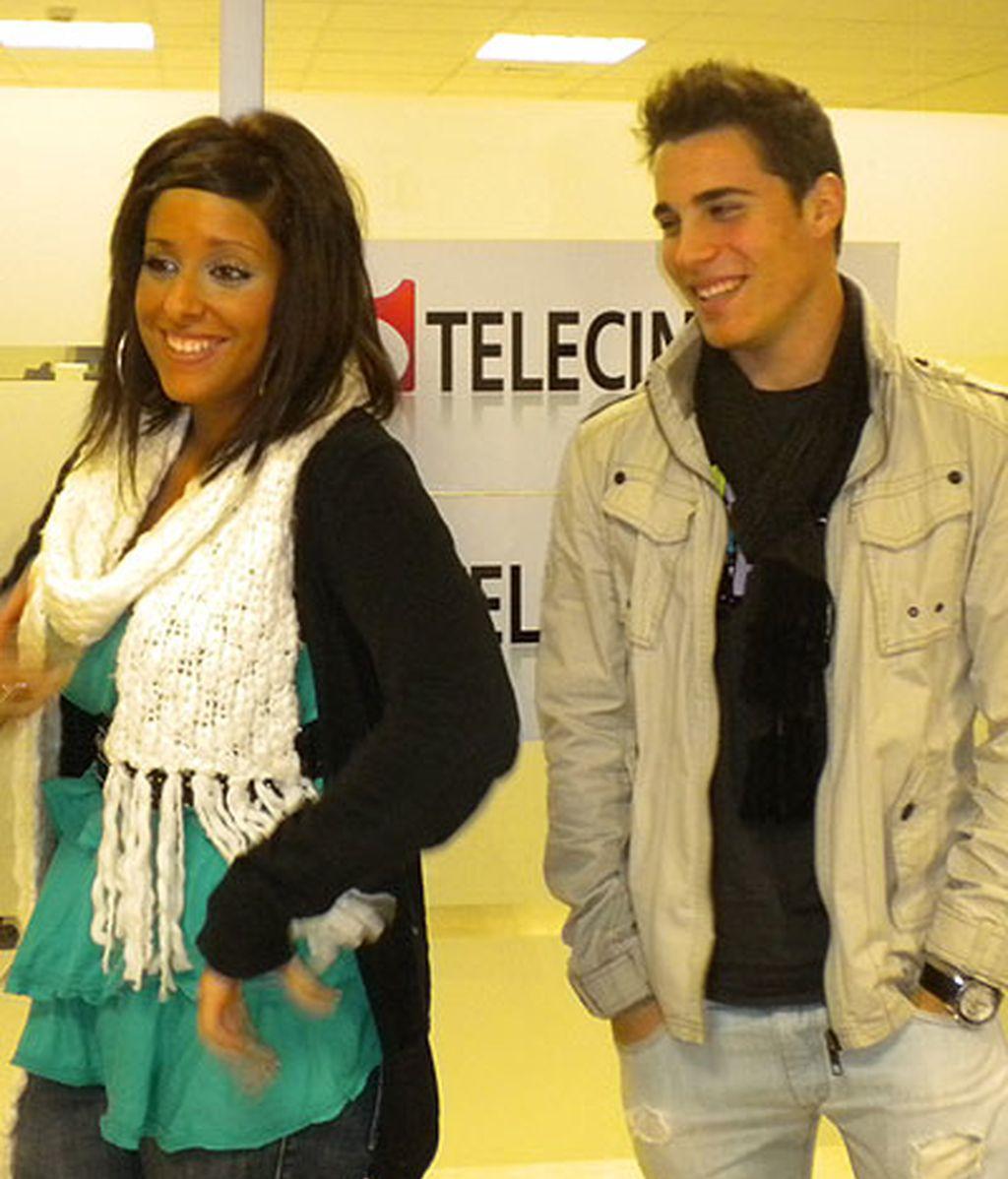 Jenni y Nacho, en telecinco.es