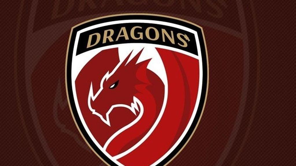 Dragons, logo, LVP, eSports