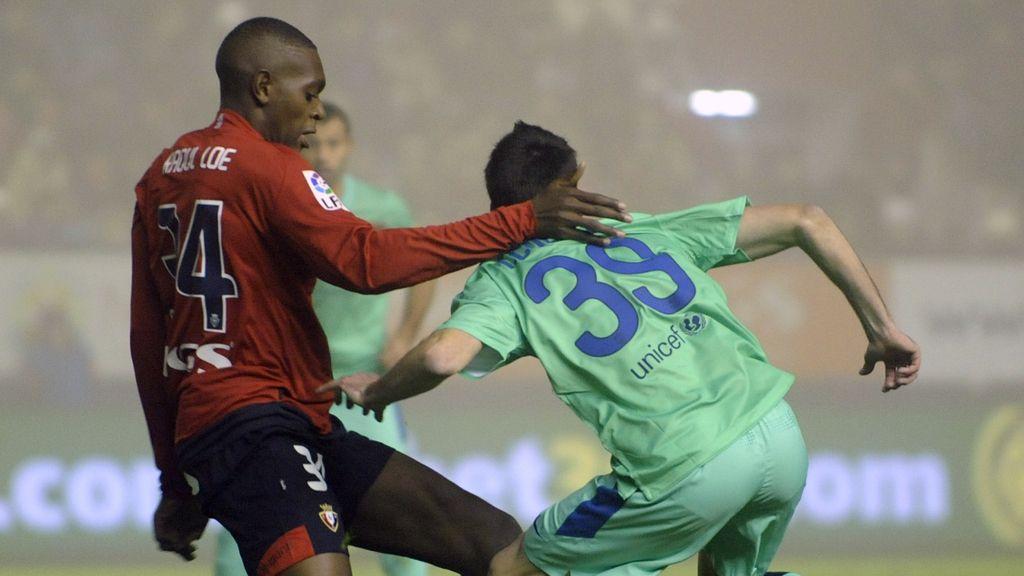 Osasuna y Barça, a por la Copa del Rey