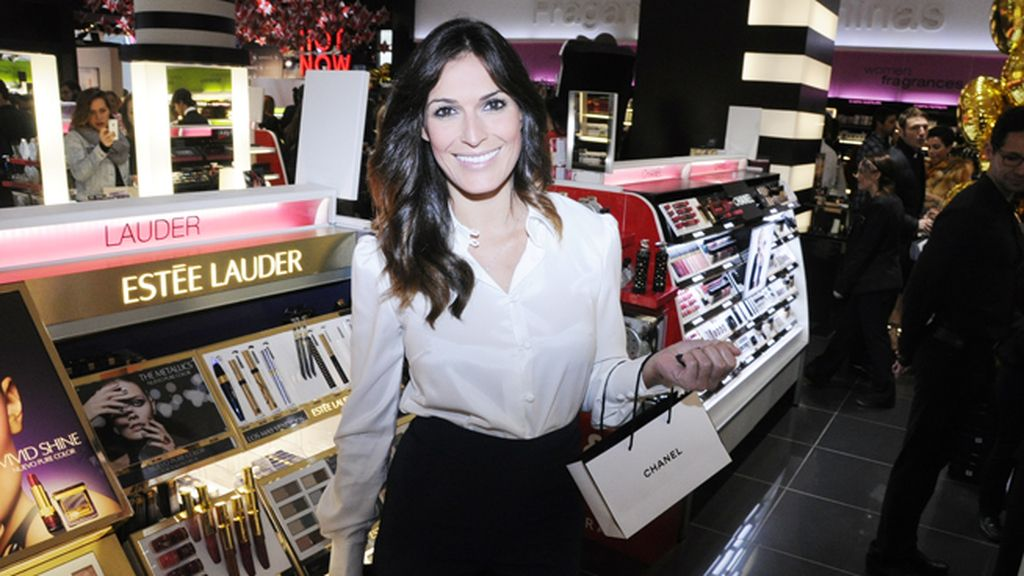 La ex Miss España Verónica Hidalgo