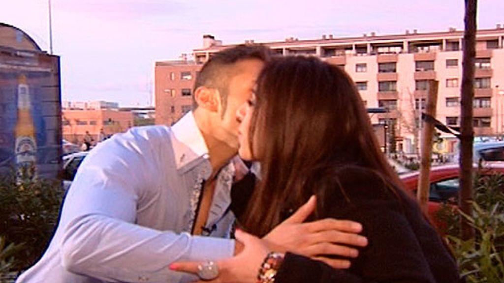 Indhira y Claudio (20/04/11)