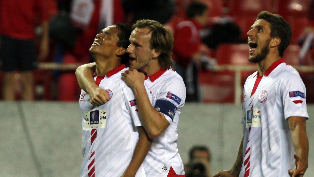 El Sevilla se acerca a Turín