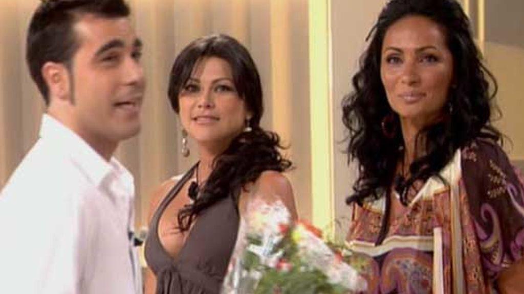 Luis elige a Ángela (11-08-08)