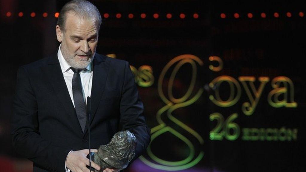 Lluís Homar, gana el Goya mejor actor de reparto