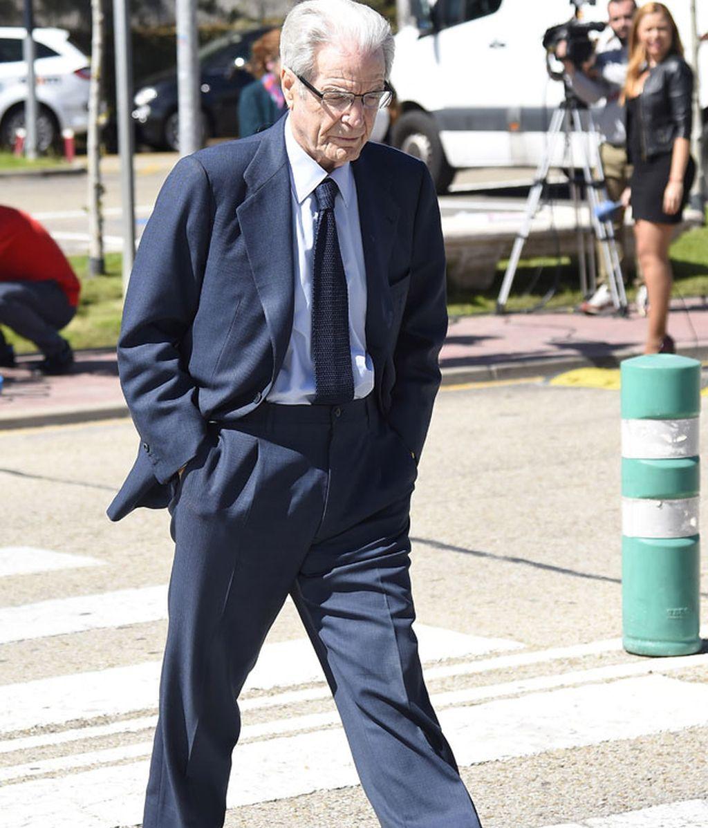 El abogado Antonio Garrigues