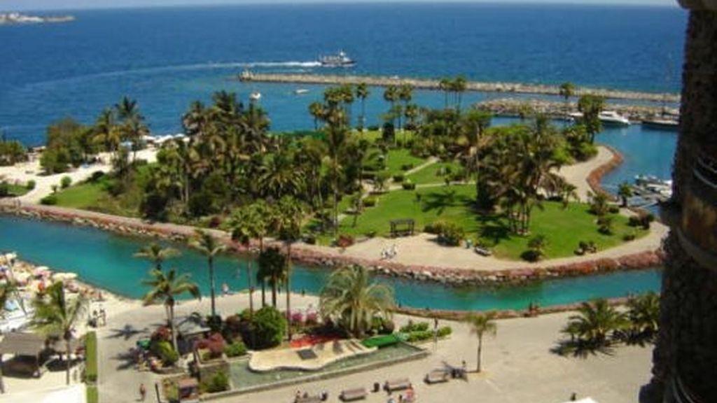 Playa Anfi de Mar