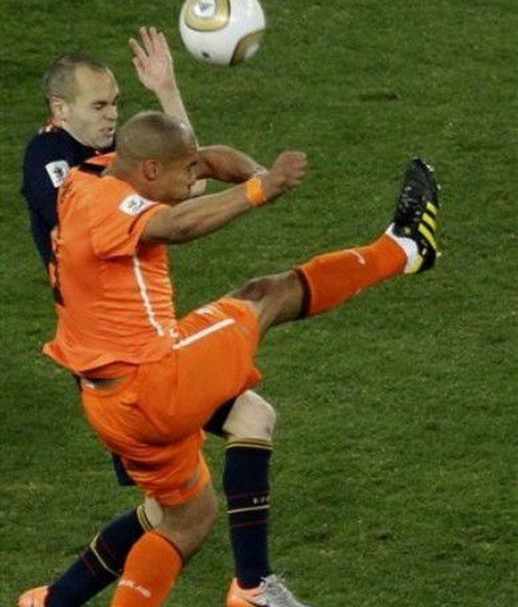 El juego sucio de Holanda