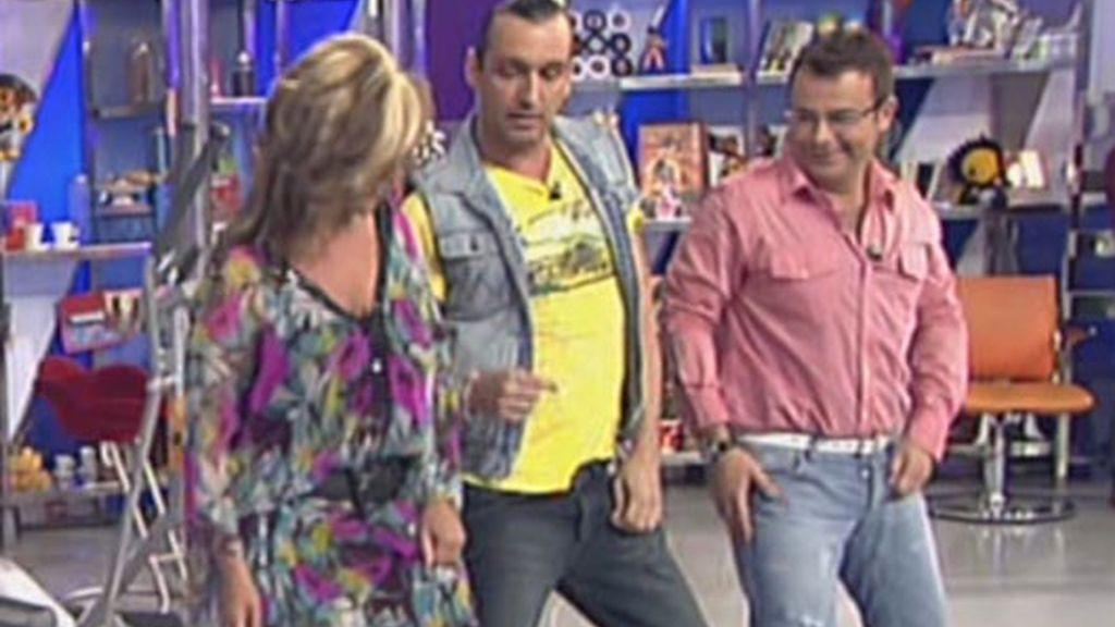 Rafa Méndez baila a lo Shakira