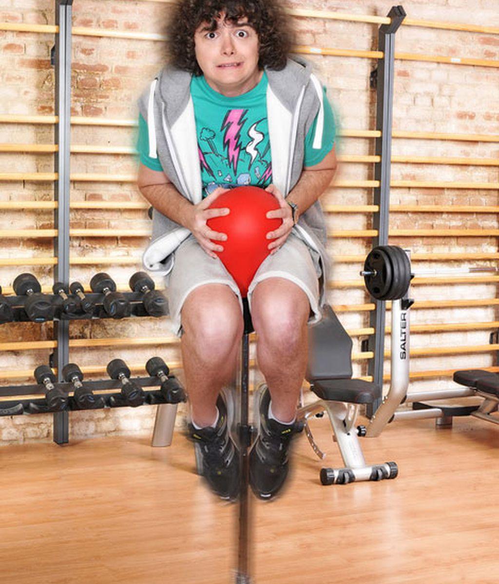 José María, el chico de la pareja de 'Gym Tony'