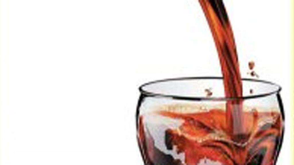 Vaso de Coca Cola