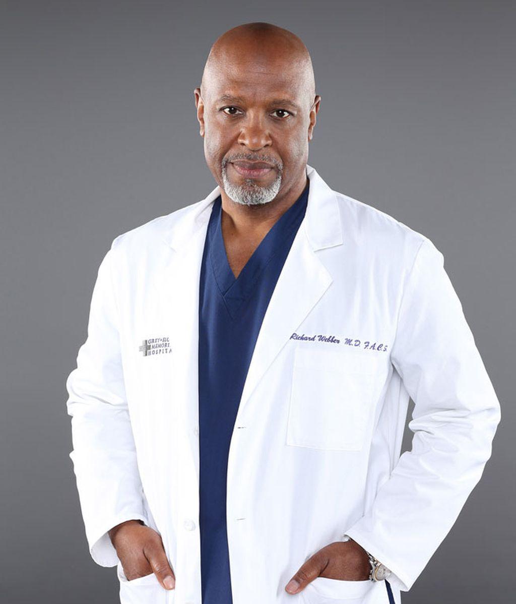 James Pickens Jr. es el doctor Richard Webber